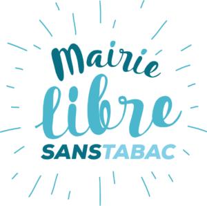 Logo Mairie libre sans tabac
