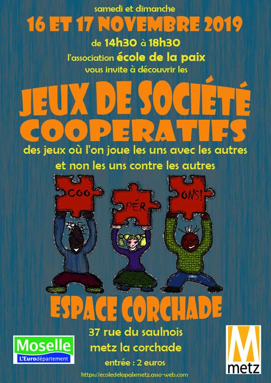 affiche jeux coop 1617nov19