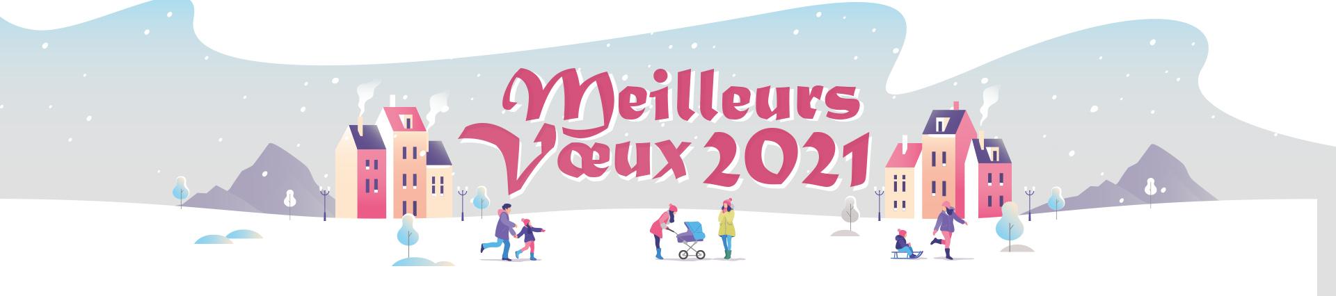 Carte vœux 2021 - CLSM messin